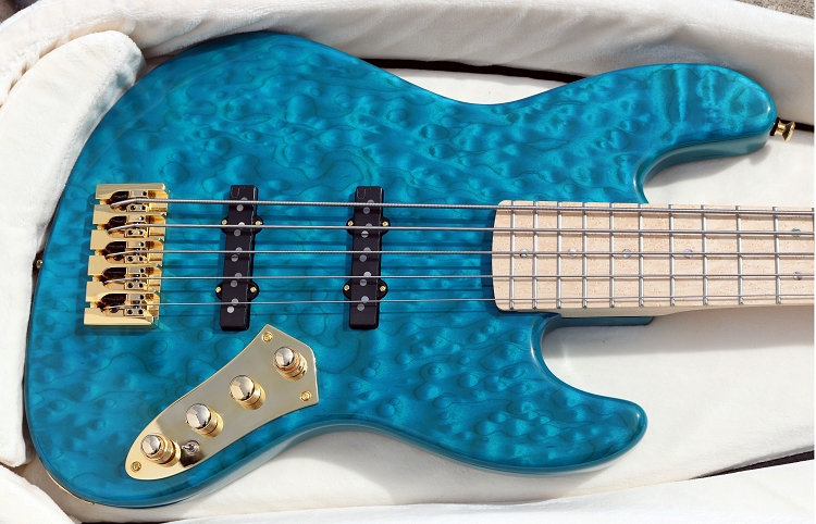 Bassmods USA Custom bass options
