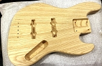 NEW!! Cali K5-Light- chambered swamp Ash  You pick Electronics-Hardware color- and Paint job-   Swamp ash with Block Inlays