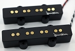 NEW PRODUCT!! Gold REJ4 4 String Pickups- Rare Earth Charged Poles-- New Release Sale Price
