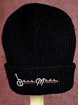 Bassmods Black Beanie - one size fits most- Good Quality