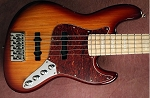 K534 Tobacco Burst --Swamp Ash -  your choice of pickups and preamp
