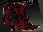 Tortoise Pickguard  Fits Bassmods K534 2016 to current
