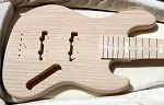NEW!! Cali K5-   You pick Electronics-Hardware color- and Paint job-   Swamp ash with Block Inlays