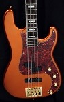 KQ4 Metallic Candy Apple Orange Dimarzio DP251 LAAG