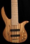 NT6 6 String- Spalted Top -Swamp Ash body- Maple Fretboard