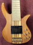 B7 7 String-Flamed Maple - Custom Ramp- Plek'd -Swamp Ash-Bartolini preamp- Kent Armstrong Pickups   (COPY)