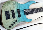 Modern 24- Custom 24 fret  5 String-Exotic wood options-  Choose the finish- Get a quote Today!